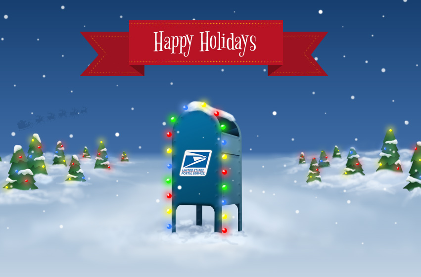 US Postal Service Holiday Schedule 2019
