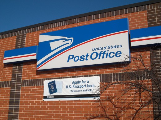 Santa Clarita Post Office
