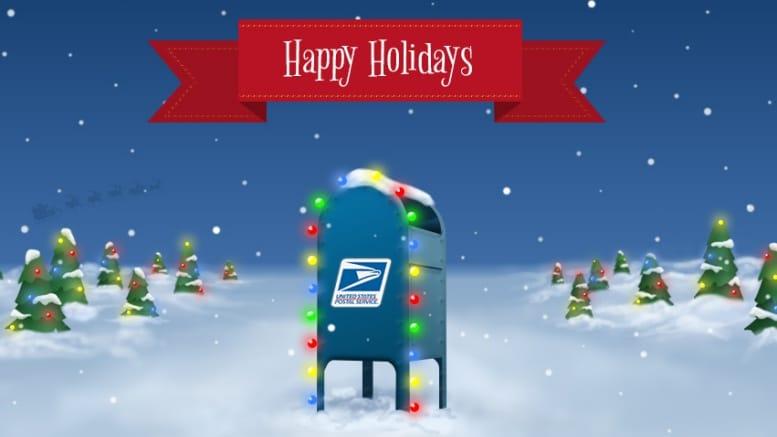 USPS 2020 Holidays